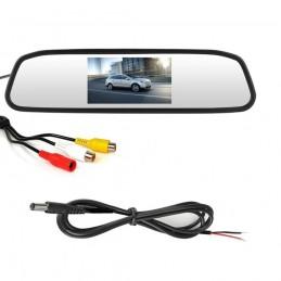 Monitor, rear view camera...