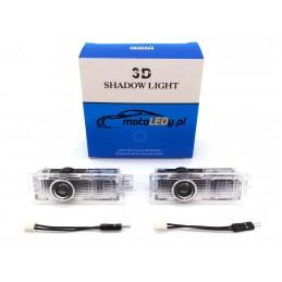 BMW Logo projector door LED...