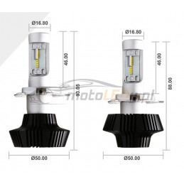 żarówki LED H4