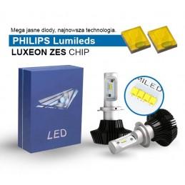 LED H7 12V-24V CANBUS...