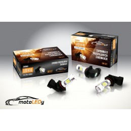 żarówka LED H10 12V 20W CANBUS