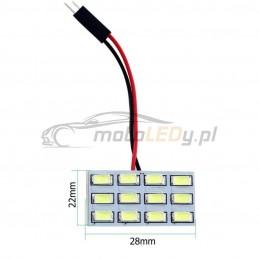 4x3 Panel LED 12V  T10,...