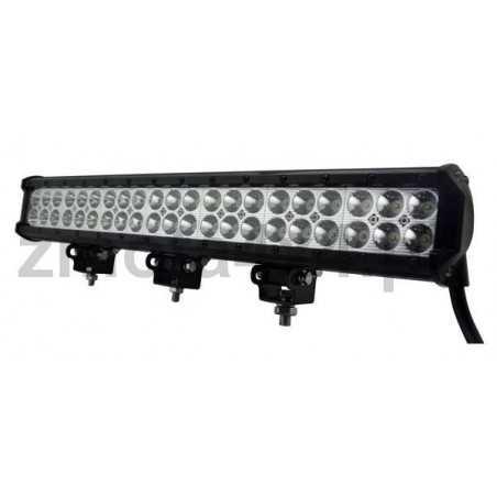 Lampa dalekosiężna cree LED IP67 126W combo