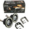 DAYTIME RUNNING LIGHTS Angel eye, COB LED diameter 6,5cm