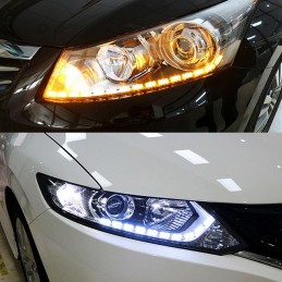 Daytime running lights +...