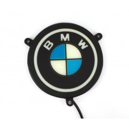 BMW LED logo, illuminated,...