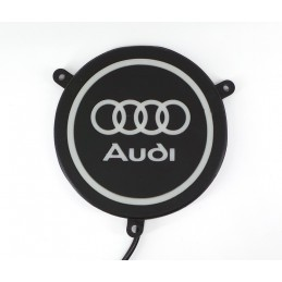 Audi LED logo, illuminated,...