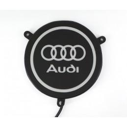 Audi logo LED...