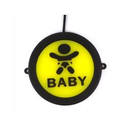 Baby! Uwaga dziecko LED...