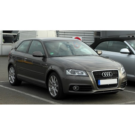 audi a3 8p hatchback 3 doors. Black Bedroom Furniture Sets. Home Design Ideas