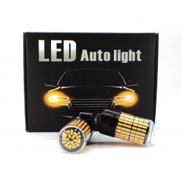 żarówki LED 2x 7440 12-24V...