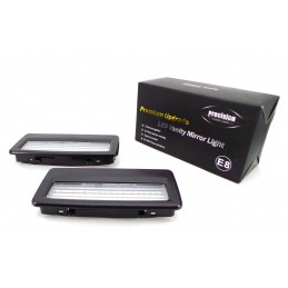 BMW LED mirror lamp 2x650lm...