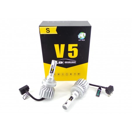 żarówki LED H15 12-24V 36W CANBUS 9600lm zestaw