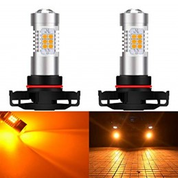 LED H16 12V 32W CANBUS orange