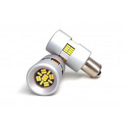2x PREMIUM LED BA15S, P21W...