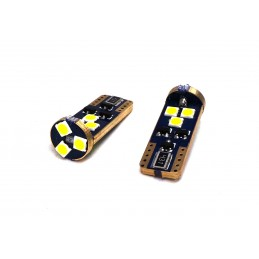 LED T10 10-18V 8W CANBUS