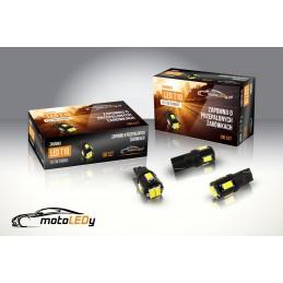 LED T10 12V 3W CANBUS