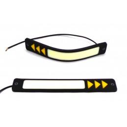 elastyczne światła DRL +...