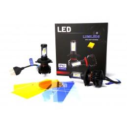 LED H4 12V-24V CANBUS ZES...