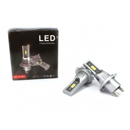 LED H7 9-32V CANBUS CSP Set...