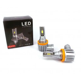LED H8 9-32V CANBUS CSP Set...