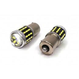 LED BA15S, P21W 12-24V 1500...