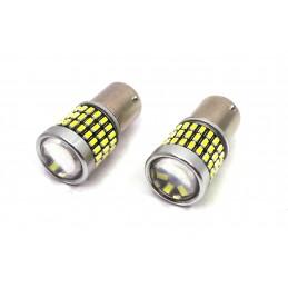 LED BA15S, P21W 12-24V 2100...