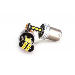 LED BAU15S, PY21W 12-24V...