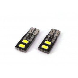 LED T10 12V 2W CANBUS