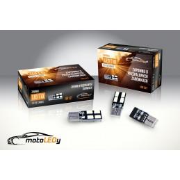 LED T10 12V 2W CANBUS
