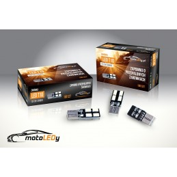 żarówka LED T10 12V 2W CANBUS