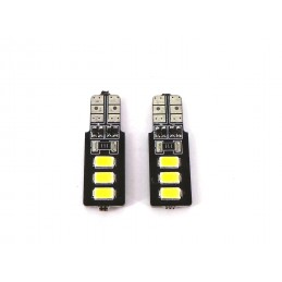 LED T10 12V 3W CANBUS