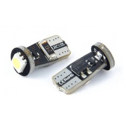 LED T10 12V 0,3W CANBUS