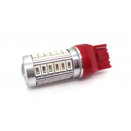 7440, W21W 12V 17W CANBUS red