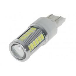 LED 7443, W21W/5W, 12V-24V...