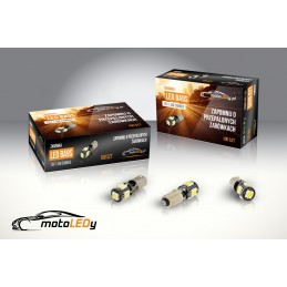żarówka LED BA9S 12V 1.5W...