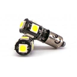 LED BA9S 12V 1.5W CANBUS...