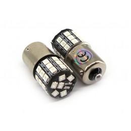 LED BA15S, P21W 12V CANBUS,...