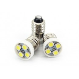 żarówka LED E10 12V 1W 100lm