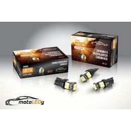 LED T10 12V 5W CANBUS