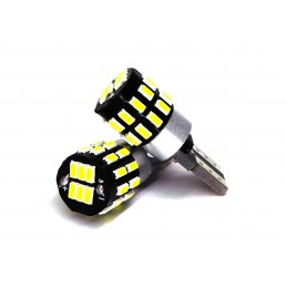 LED T10 W5W 12V-24V 3W CANBUS