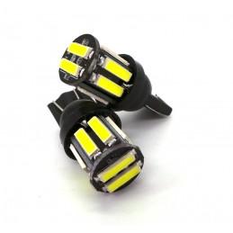 żarówka LED T10 12V 6W CANBUS