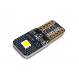 LED T10 12V-18V 2W CANBUS...