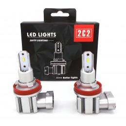 LED H11 9-30V CANBUS CSP...