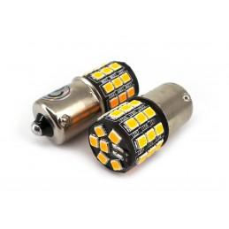 LED BAU15S, PY21W 12V...