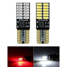 LED T10 24V CANBUS 300lm