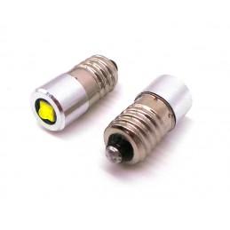 LED E10, 4-24V CREE white...