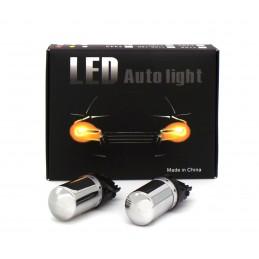 LED 2x 3156, P27W 12-24V...
