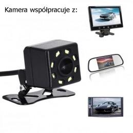 Reversing camera, parking...