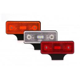 Lampa obrysowa 2 LED 12-24V...
